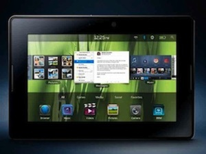 4. Blackberry Playbook