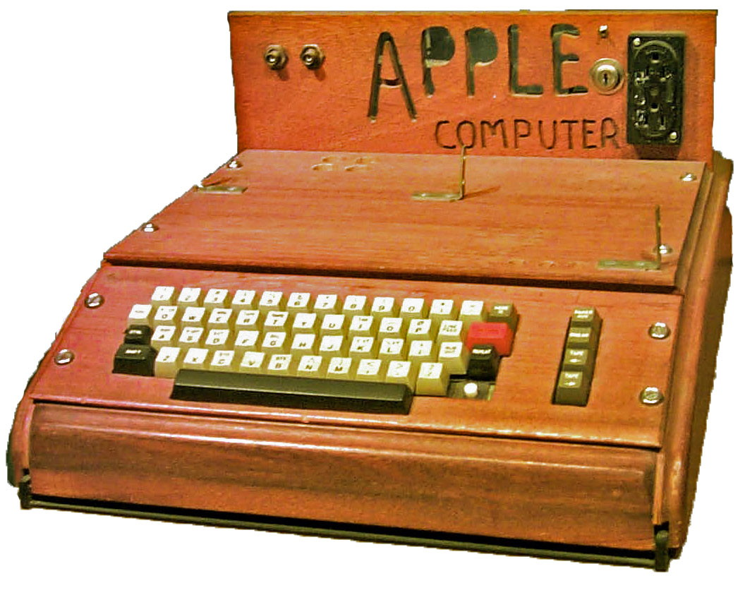 The Apple-1 1976 Computer Fails To Sell At UK Auction