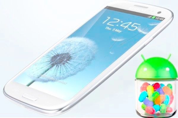 Samsung Galaxy S3 Still Has No Jelly Bean Update