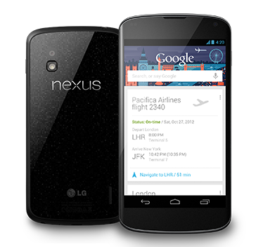Want a Google Nexus 4 Off-Contract?