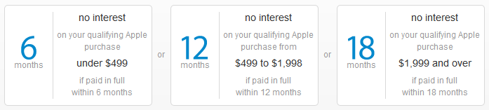 Buy an iPhone 5 on Instant Credit, from the Apple Store