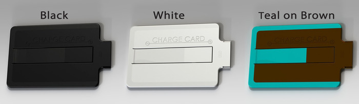Android and iPhone Card Charger