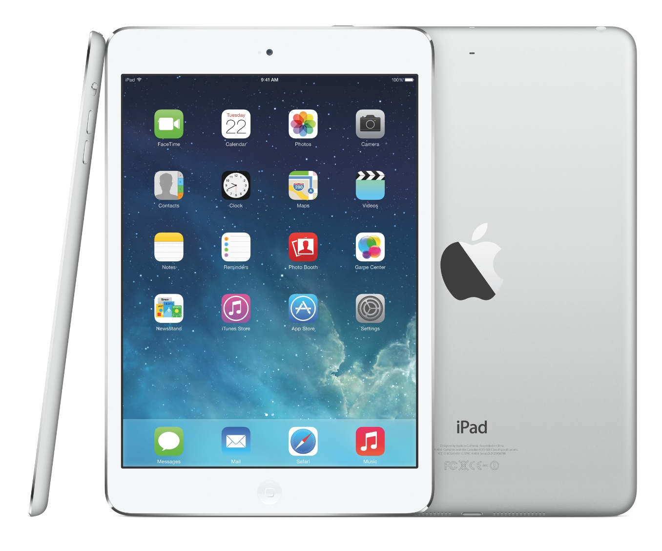 Apple ipad характеристики 4