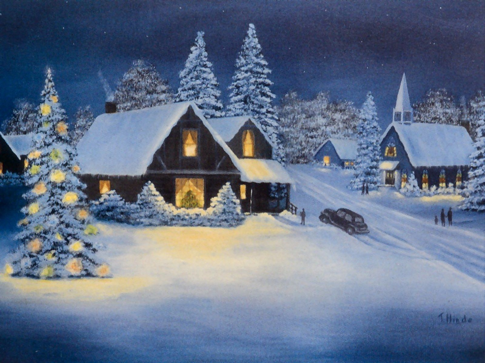 Christmas Cards Photo