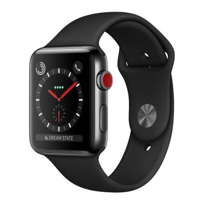 Buy Apple Watch Series 3 42mm Stainless Steel (GPS + Cellular) Refurbished