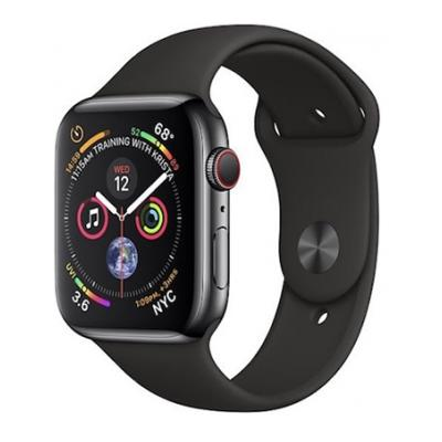 Buy Apple Watch Series 4 44mm Stainless Steel (GPS + Cellular) Refurbished