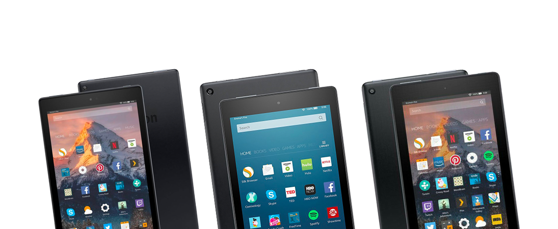 Refurbished Amazon Fire Tablet