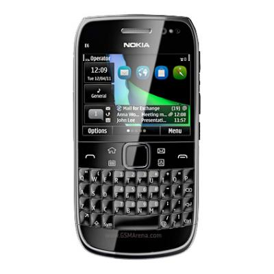 Sell My nokia E6