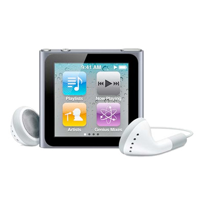Sell My apple iPod Nano 6th Gen