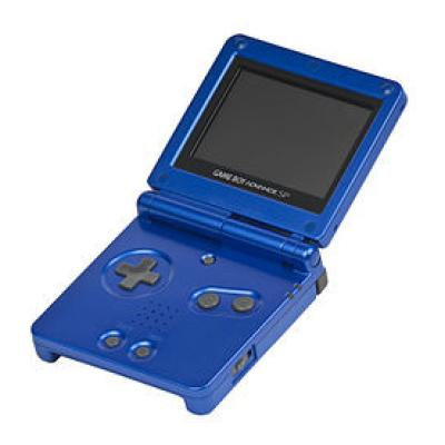Sell My nintendo Game Boy Advance SP