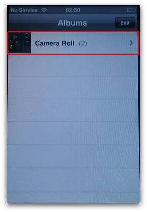 photos roll How To Delete Photos From An iPhone