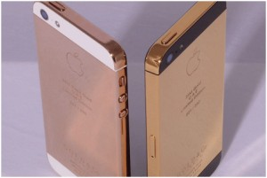 Fancy Getting Your Hand On a Gold iPhone 5 Case?