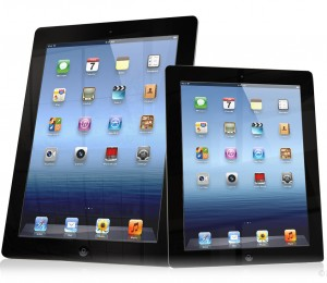 What we will see with an iPad Mini?
