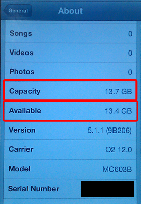 how do i find out what iphone i have how do i find out how much memory my iphone has sellcell 5553