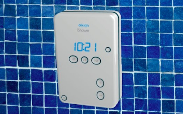 Listen To Music In The Shower With iShower