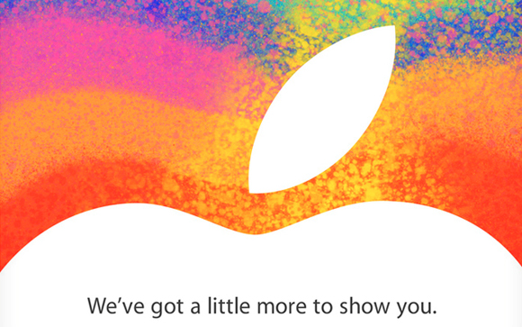 Apple iPad Mini Launch Event, 23rd Oct (Confirmed)