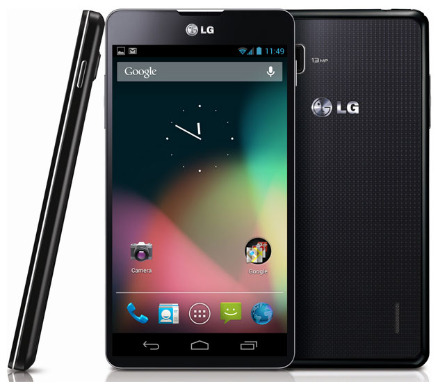 LG Optimus G Hitting Sprint in November - $200