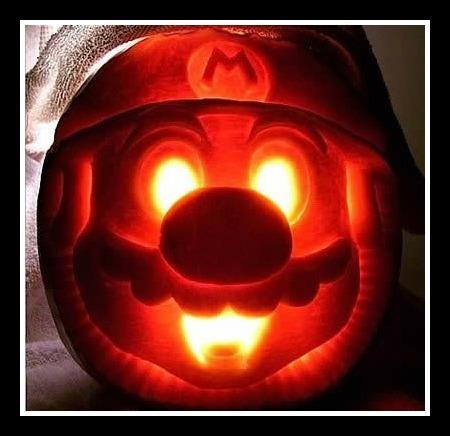 mario-pumpkin