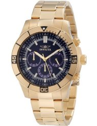 Invicta Blue Dial Watch
