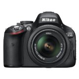 Nikon D5100 16.2MP SLR Camera