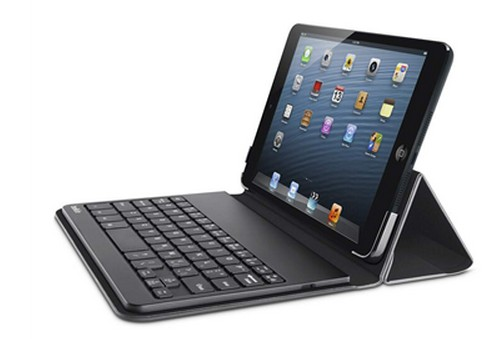 Belkin Reveal its iPad Mini Portable Keyboard (Accessories)