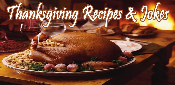 Thanksgiving Recipes and Jokes