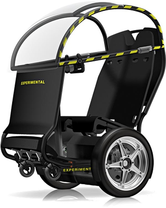 The Segway Wheelchair