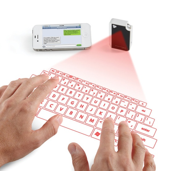 Keyboard Projector