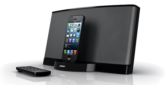 Bose SoundDock Series III Now Available for iPhone 5