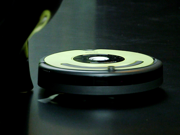 The iRobot Roomba 581