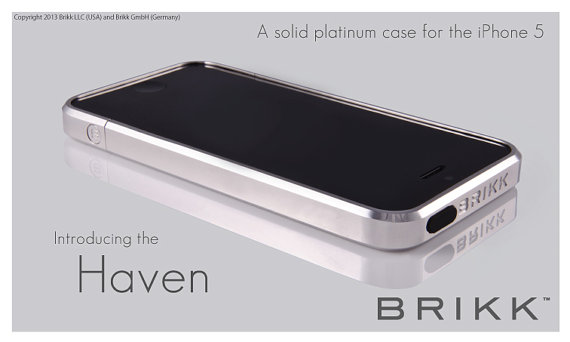 Platinum iPhone 5 Case