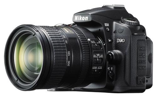 Nikon Camera Tech