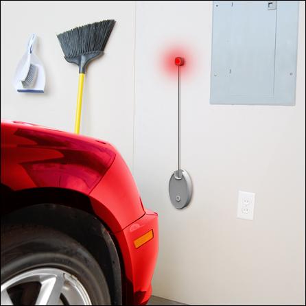 Parking Sensor in Action