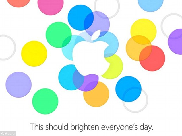 Apple 2013 Event Invite
