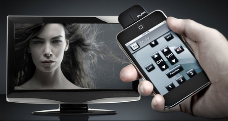 iPhone As Remote