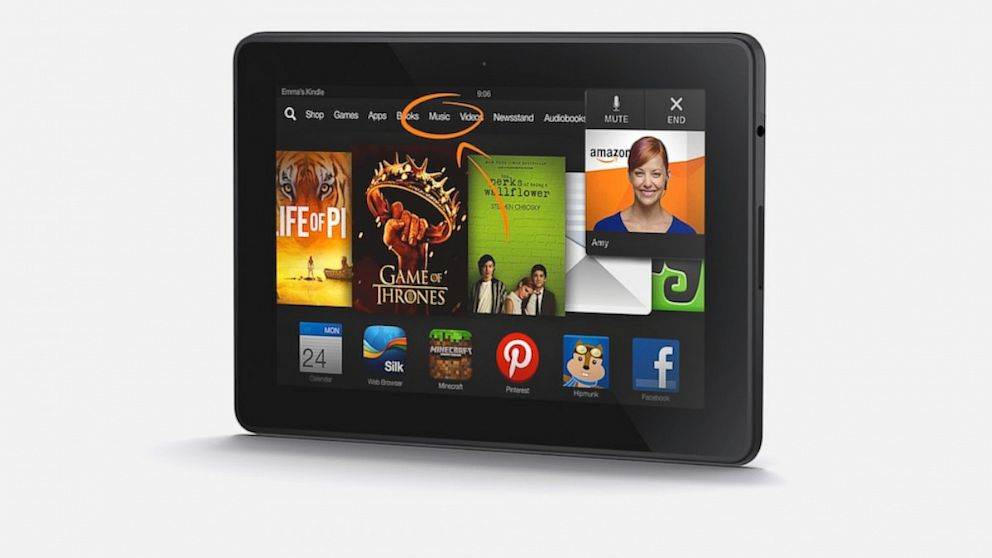 Ascani Kindle Fire HDX