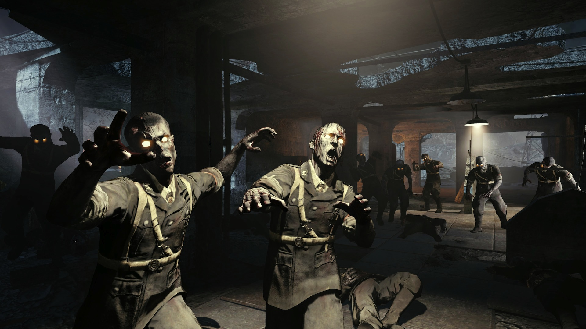 Cal of Duty Black Ops: Zombies