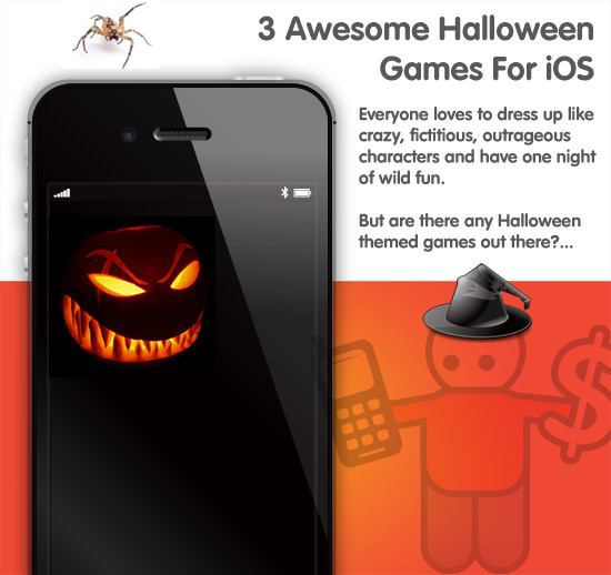 halloween games for iOS