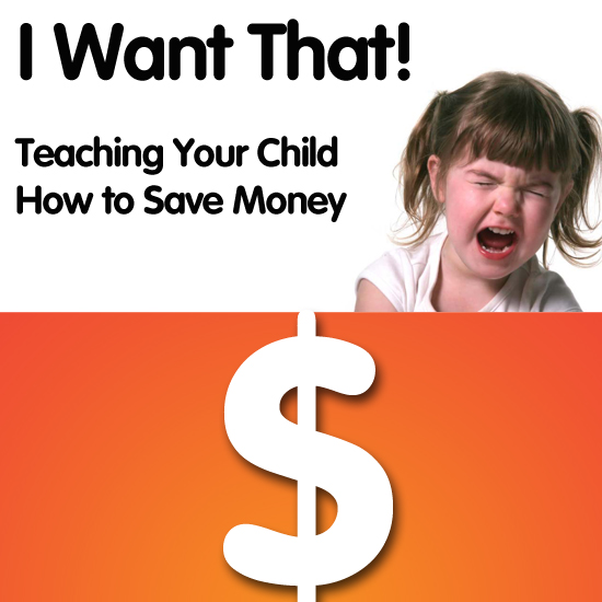 Teaching Your Child How To Save Money