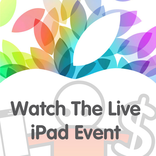 ipad event image