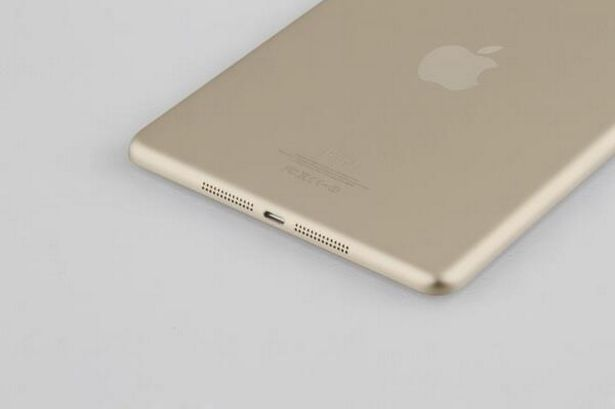 iPad Mini 2 Gold