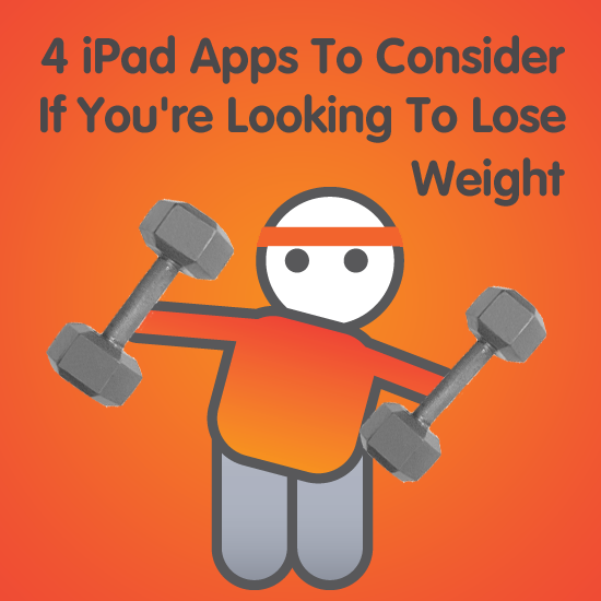 ipad apps for weight loss