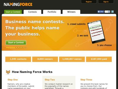 namingforce.com