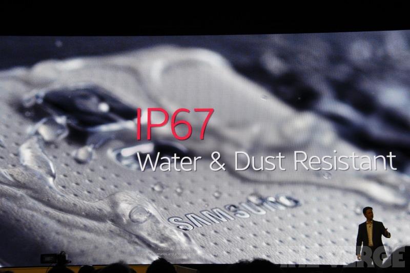 Samsung Galaxy S5 resistant