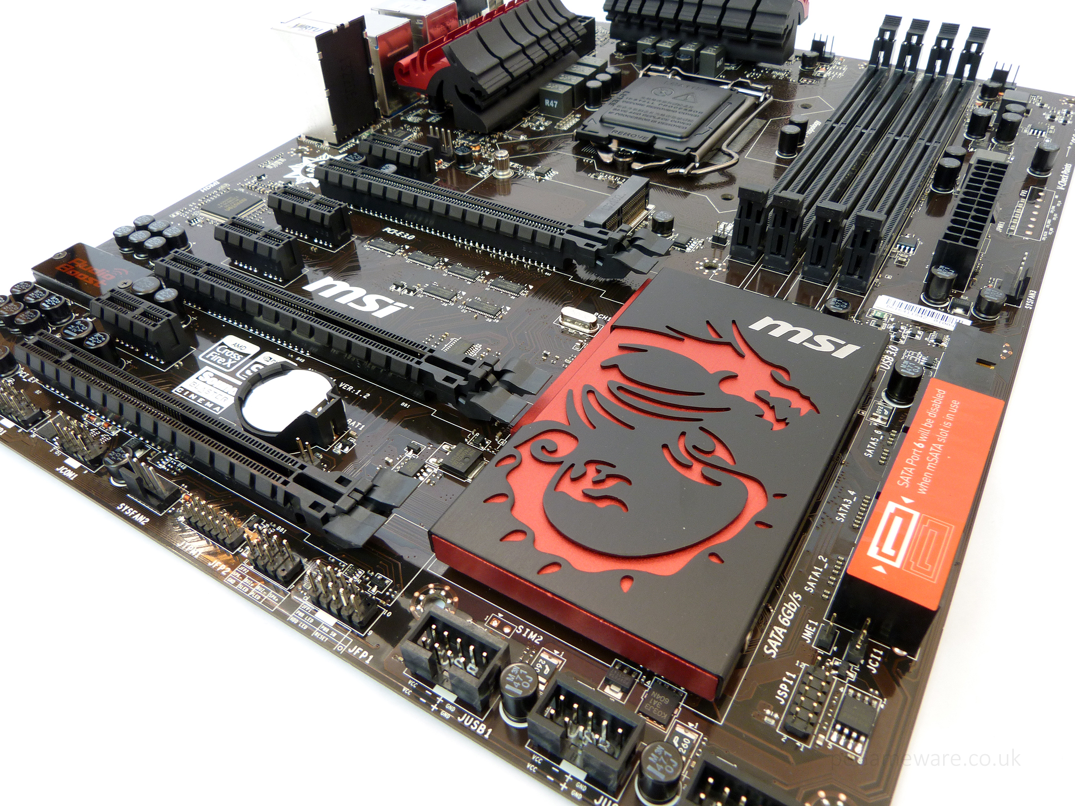 MSI Gaming Motherboard