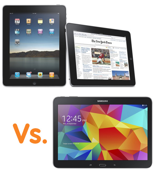 ipads vs android