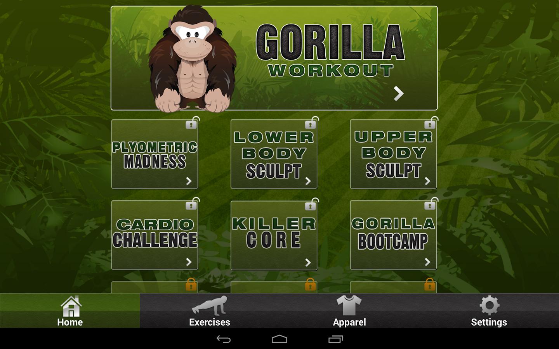 gorilla app