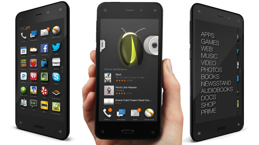 amazon fire phone announced