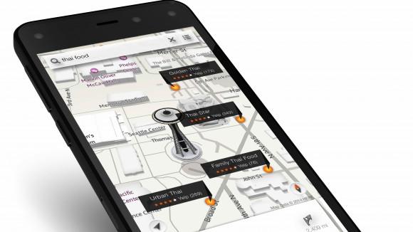 amazon fire phone design