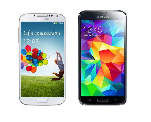 Samsung_Galaxy_S4_vs_Galaxy_S5